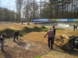 BMX Wegedecke