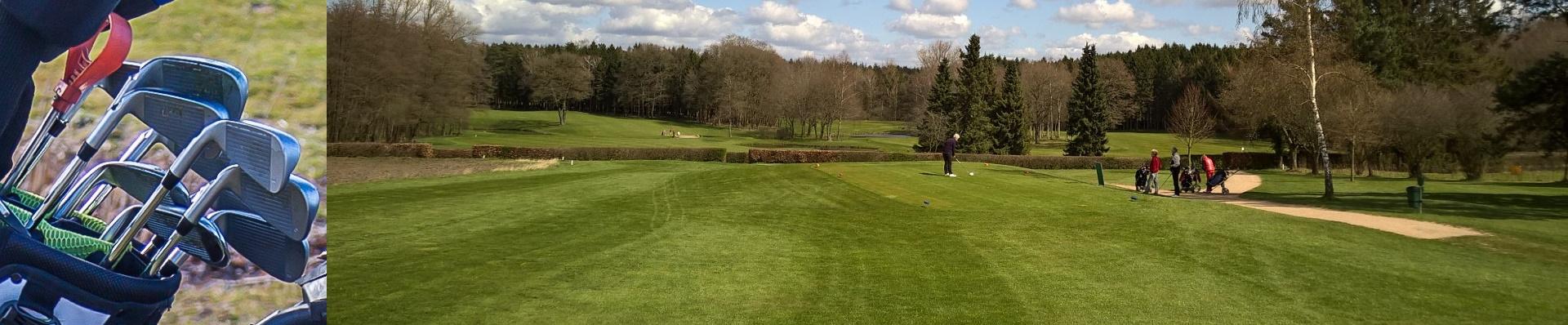 Golfplatzwege bauen