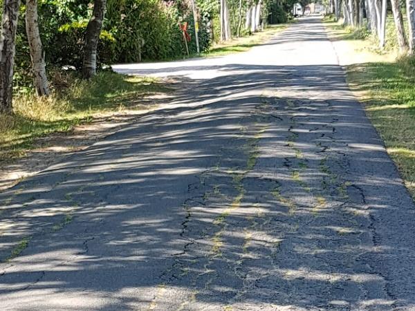 Sanierung Moorstraßen
