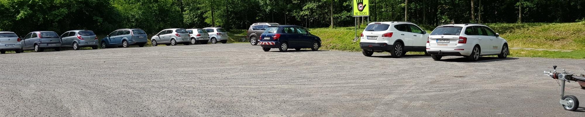 Parkplatz-Wegedecken von HanseGrand
