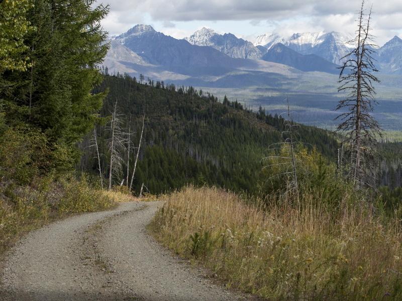 Wegebau Kanada