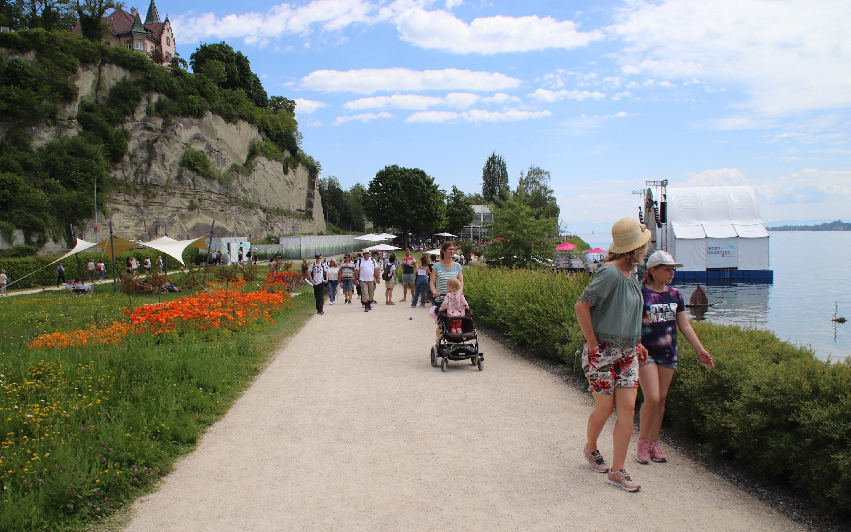 Landesgartenschau Überlingen - Uferpark