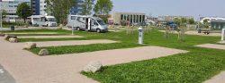 HanseGrand Parkplatz