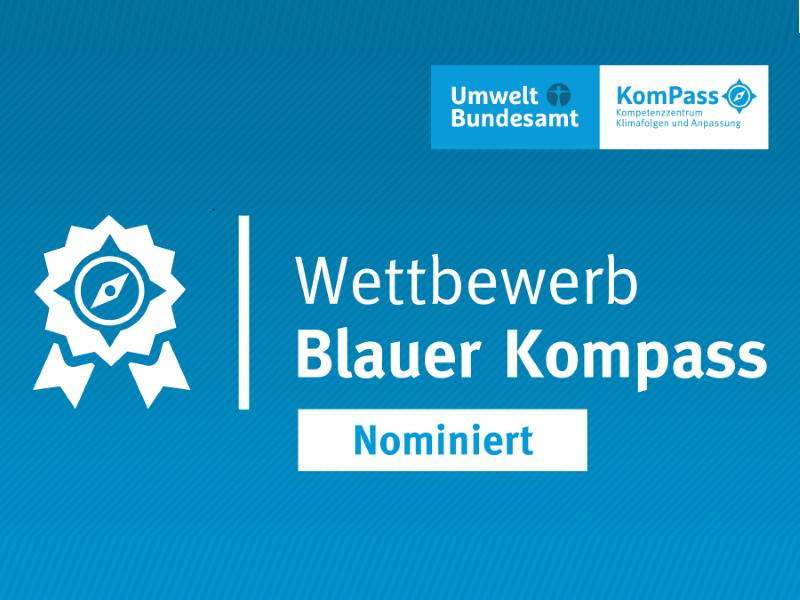 UBA Blauer Kompass
